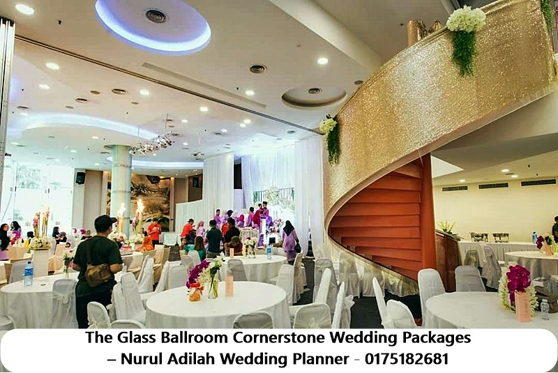 The Glass Ballroom Cornerstone Wedding Packages 2020-2021