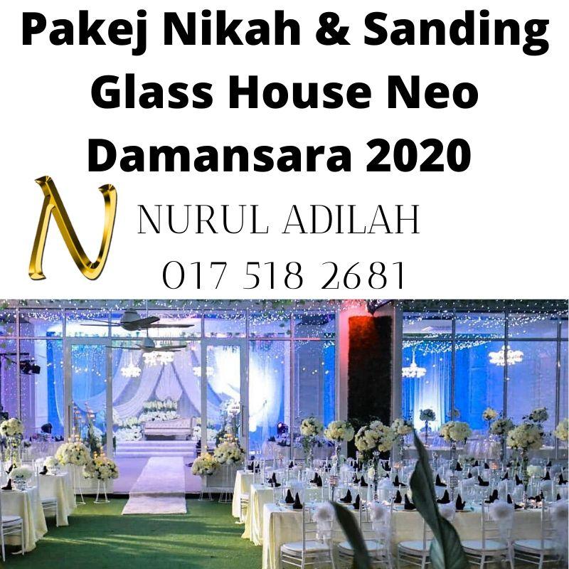 Pakej-Nikah-&-Sanding-Glass-House-neo-damansara-0175182681-2020-2021
